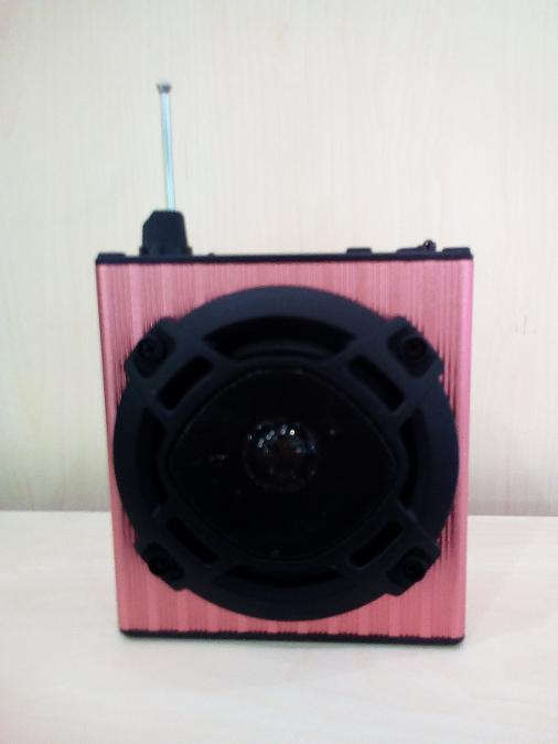 Ψηφιακο ραδιοφωνο Παγκρατι-Υποδοχη καρτας sd/usb-Λειτουργει και ως ηχειο