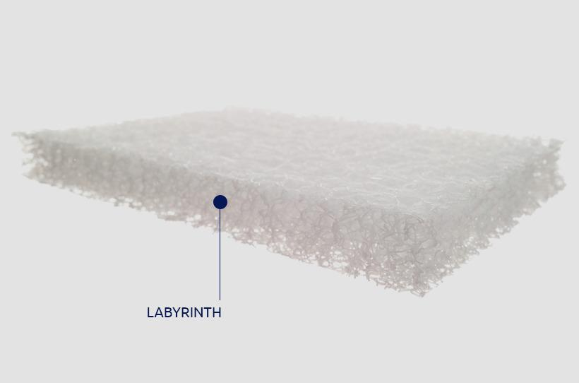 Παιδικό στρώμα labyrinth iris