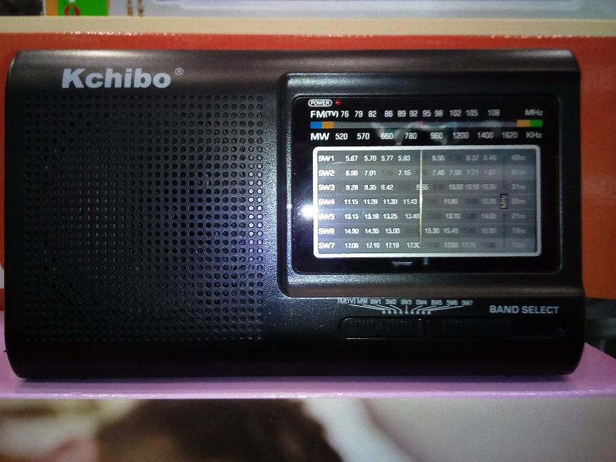 Αναλογικο ραδιοφωνο Παγκρατι-Μπαταριας ρευματος-Υποδοχη ακουστικων