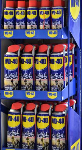 Λιπαντικά wd-40 Παλαιό Φάληρο