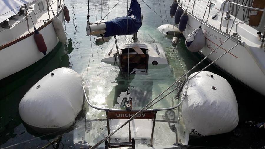 Ανέλκυση ναυαγίων