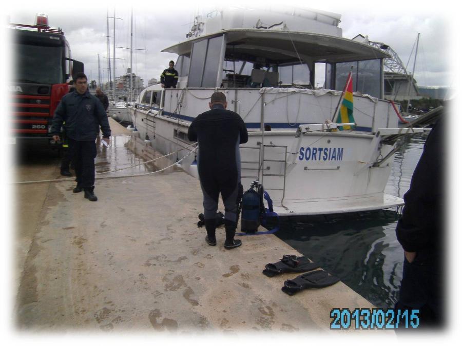 Ανέλκυση ναυαγίων - Αντιρρύπανση