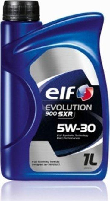 ELF EVOLUTION SXR 5W30  11,E