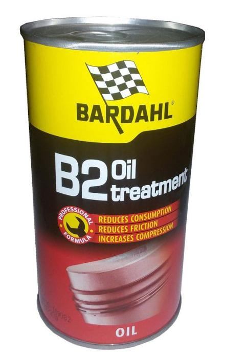 bardahl b2 oil treatment