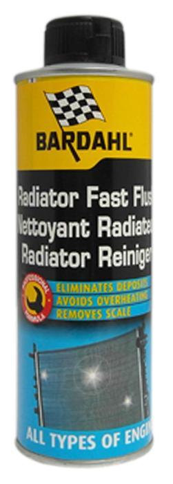 bardahl radiator fast flush