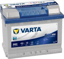 Varta Blue Dynamic 12V 60AH - 75€
