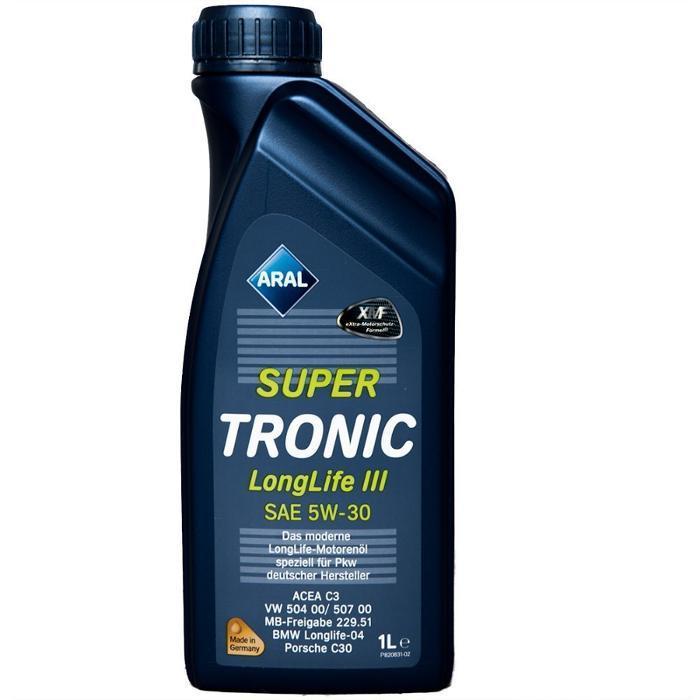 ARAL Tronic Longlife III SAL 5W30 1L 9,0€