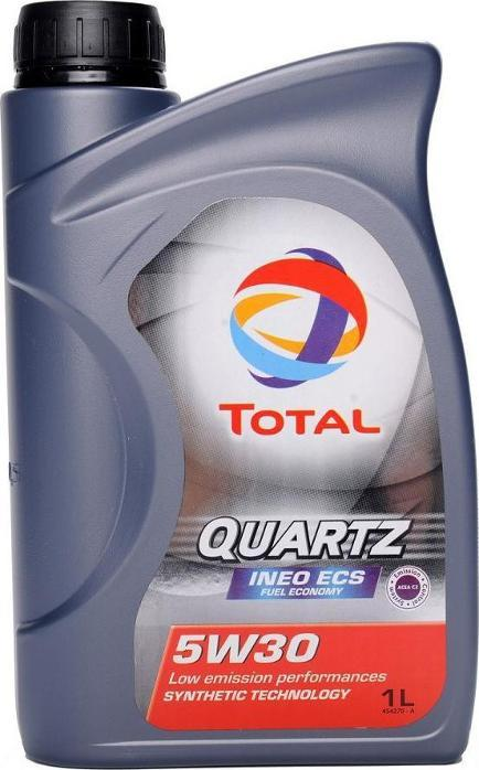 TOTAL QUARTZ INEO ECS 5W30 1L 10€