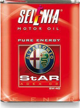 SELENIA PURE ENERGY 5W40 2L 24€