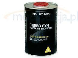 KIA-HYUNDAI 5W30 ORIGINAL OIL 1LT