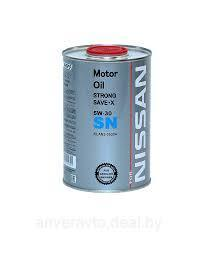 NISSAN 5W30 ORIGINAL OIL 1LT
