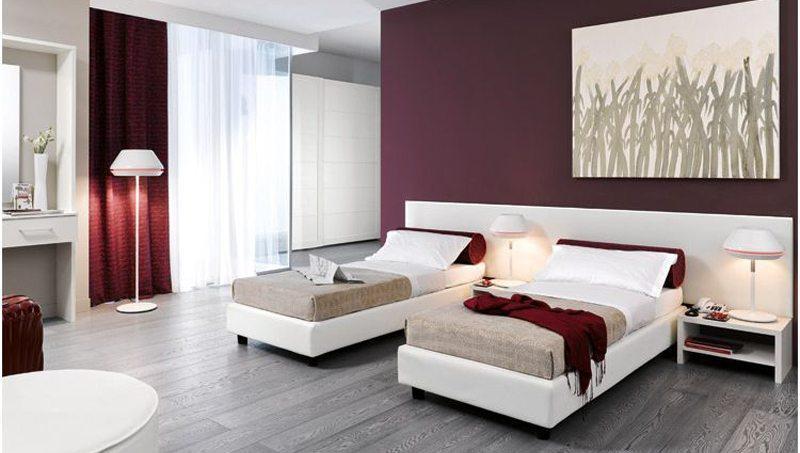 Ξενοδοχειακά έπιπλα Βόρεια Προάστια, Κρεβατοκάμαρες δωματίων ξενοδοχείου Βόρεια  Προάστια