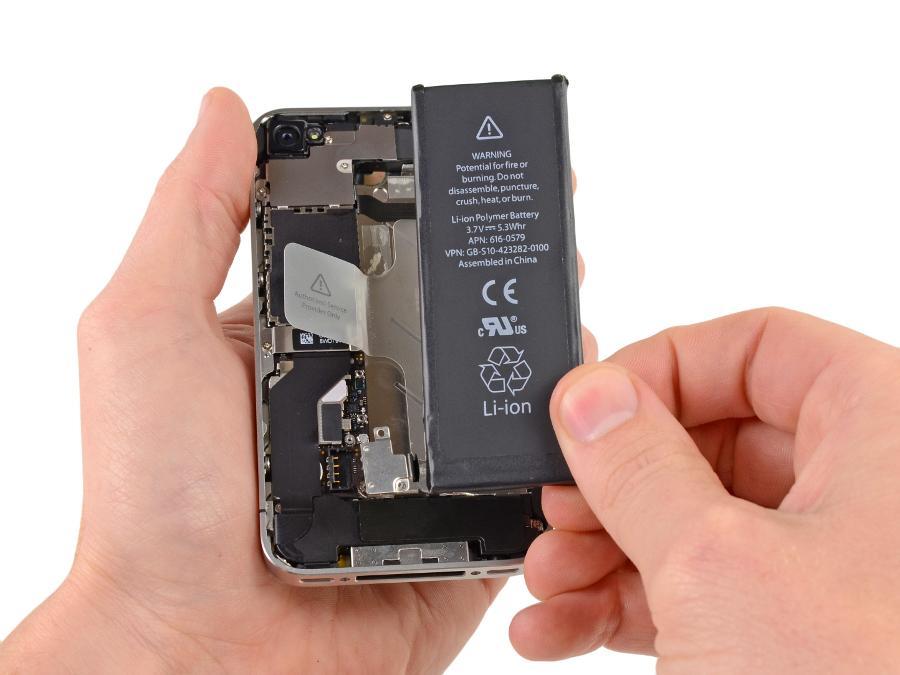 Αντικατάσταση μπαταρίας iPhone 4/4s