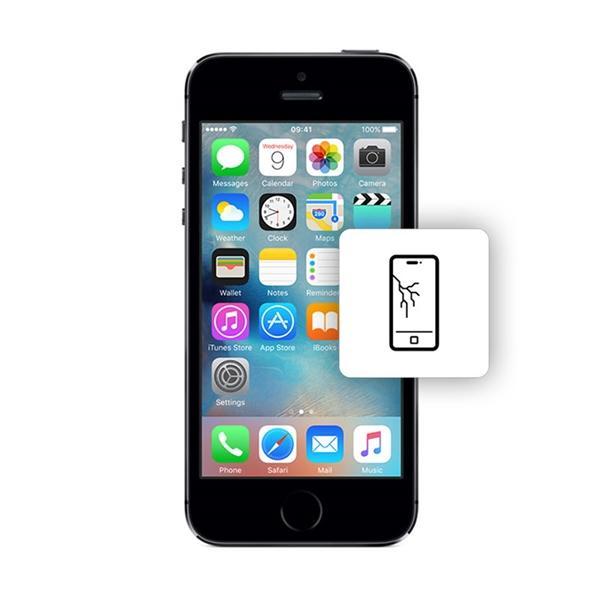 Αντικατάσταση οθόνης iphone 5/5s