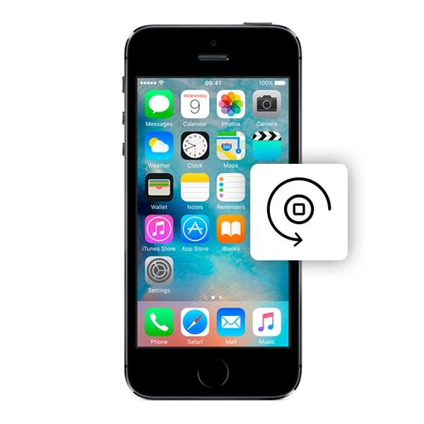Αντικατάσταση home button iphone SE