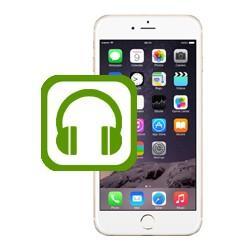 Αντικατάσταση υποδοχής ακουστικών
