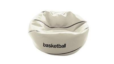 πουφ poofomania μπάλα μπάσκετ