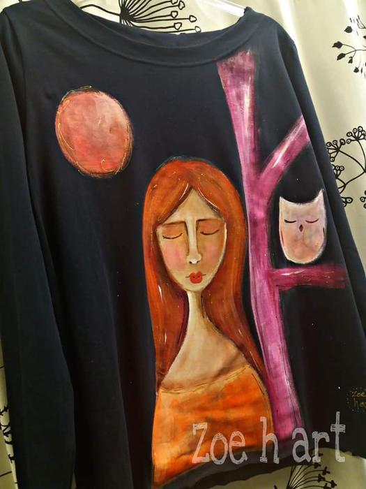 Ζωγραφική σε ρούχα