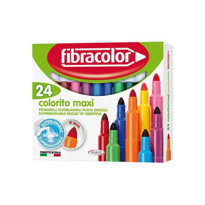 Fibracolor χρώματα