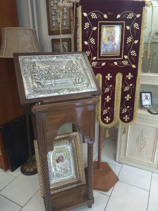 Εκκλησιαστικές εκδόσεις Δυτική Αττική, Εκκλησιαστικές εικόνες Δυτική Αττική