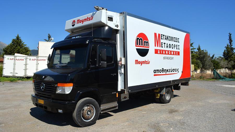 Μεταφορική Κομοτηνή. Μεταφορές μετακομίσεις στον Νομό Ροδόπης, Μετακομίσεις – Μεταφορές Κομοτηνή