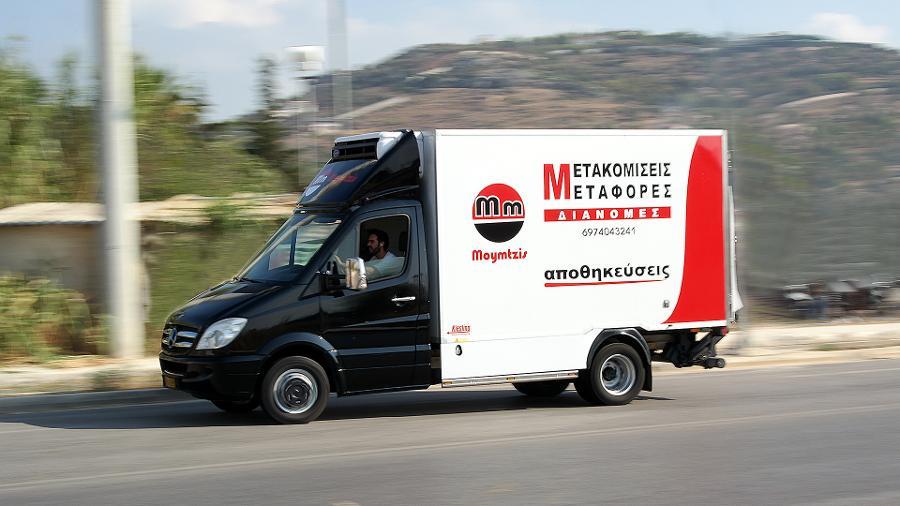Μεταφορική εταιρεία από και προς Αθήνα - Κομοτηνή