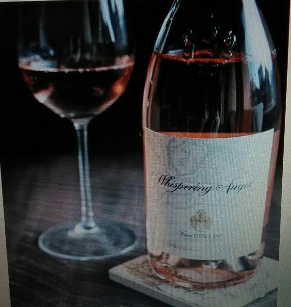 Κρασί ροζέ Whispering Angel