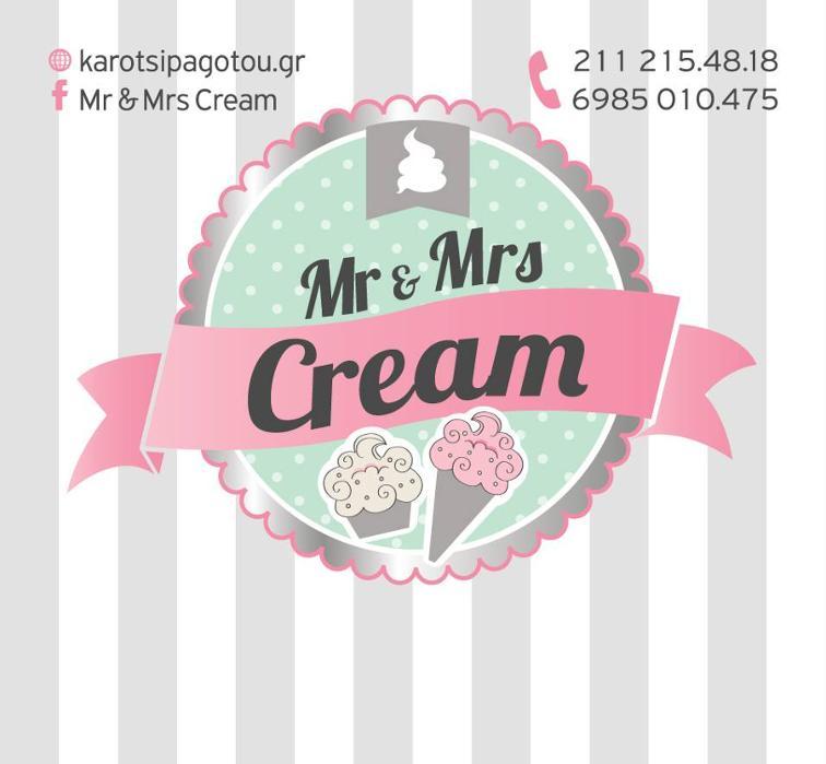 Mr. & Mrs Cream