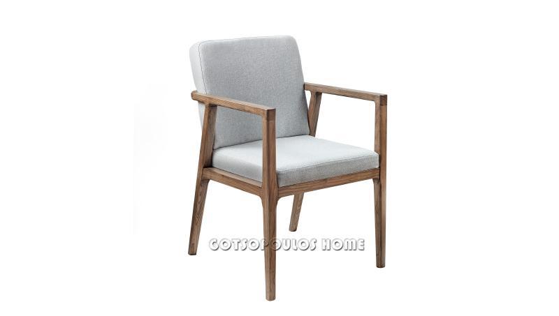 ΚΑΡΕΚΛΕΣ MAJOR ARMCHAIR, Καρέκλες τραπεζαρίας Μαρούσι