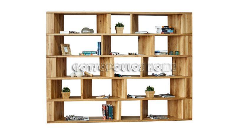 ΒΙΒΛΙΟΘΗΚΕΣ STORTO, Βιβλιοθήκες ξύλινες Βόρεια Προάστια