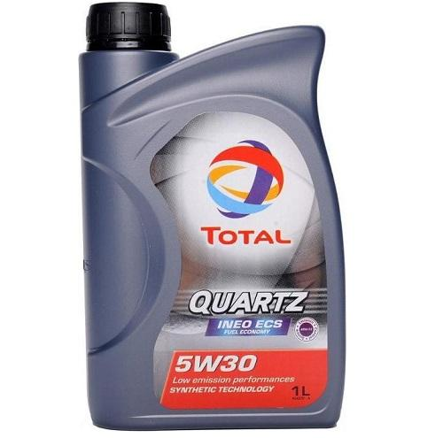TOTAL QUARTZ 5W40 1LT 10e