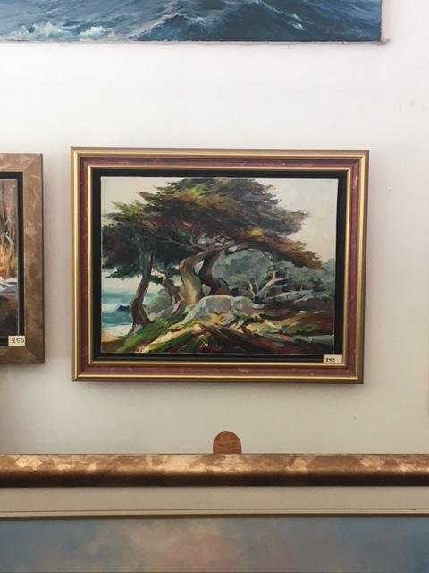 Πίνακες ζωγραφικής Γαλάτσι, Συντήρηση έργων τέχνης Νέα Φιλαδέλφεια