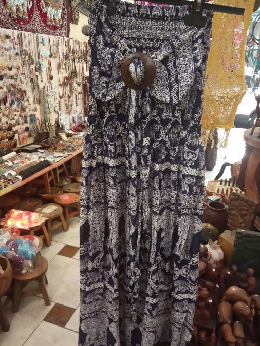 Ινδικό φόρεμα παγκρατι