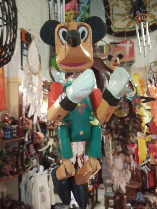 Μαριονέτες  Πινόκιο Μίκι Μπομπ  από 5μεχρι 15ευρω
