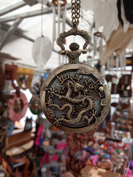Ρολόγια παλαιού τύπου τσέπης και λαιμού 10ευρω