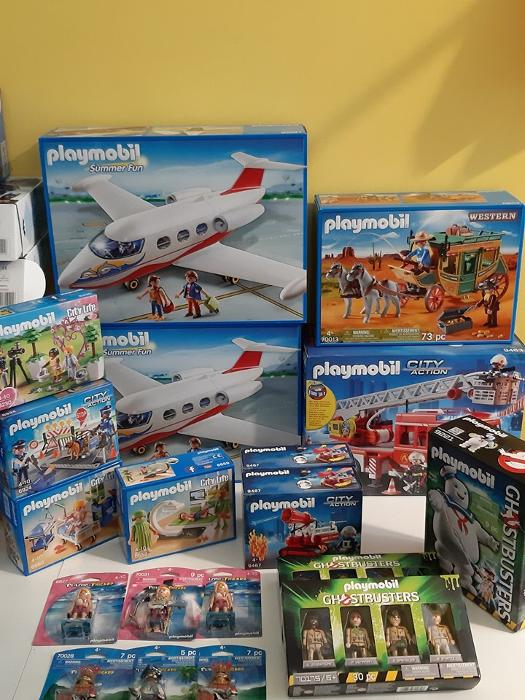 Παιχνίδια Playmobil Νότια Προάστια, Συλλογές Playmobil Νότια Προάστια