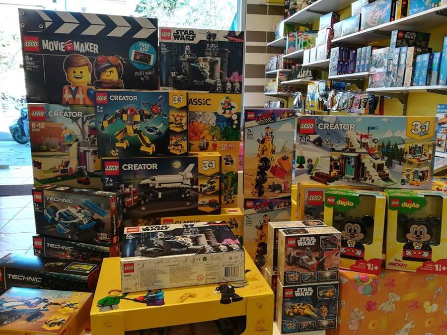 Παιχνίδια lego Ηλιούπολη, καταστήματα παιχνιδιών Ηλιούπολη, Παιχνίδια Lego Νότια Προάστια, Παιχνιδάδικο Ηλιούπολη