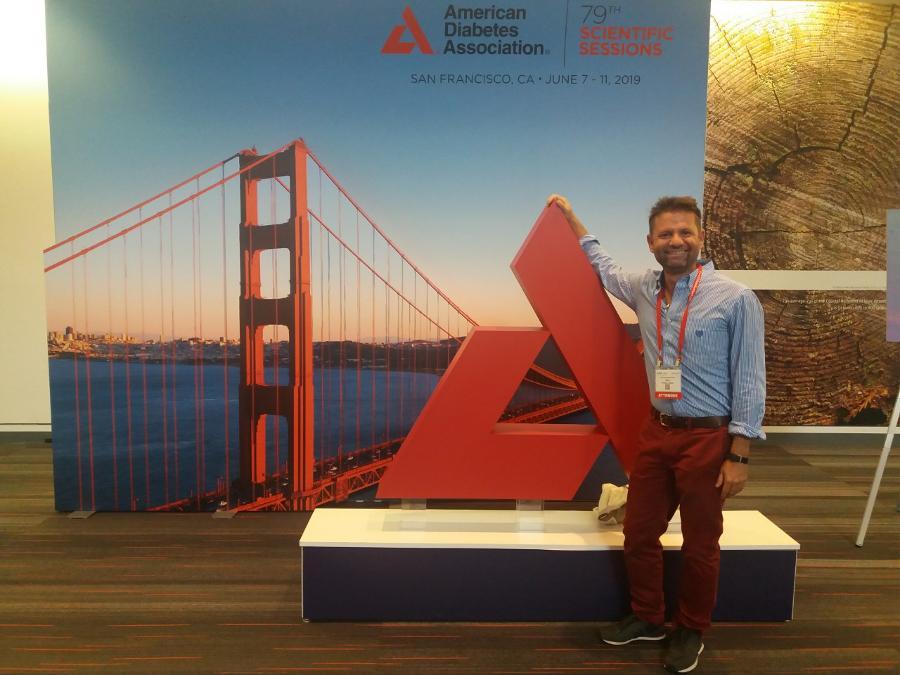Παγκόσμιο συνέδριο σακχαρώδη διαβήτη στο San Fransisco (2019)
