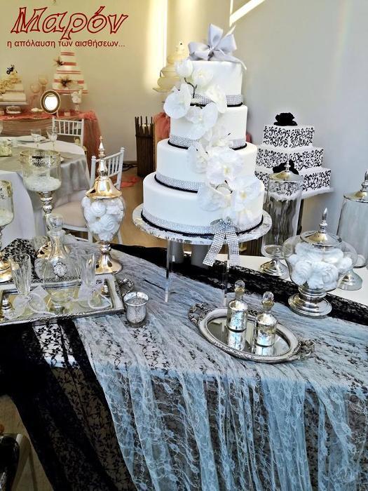 Catering βάπτισης Ίλιον, Τούρτες γάμου Ίλιον
