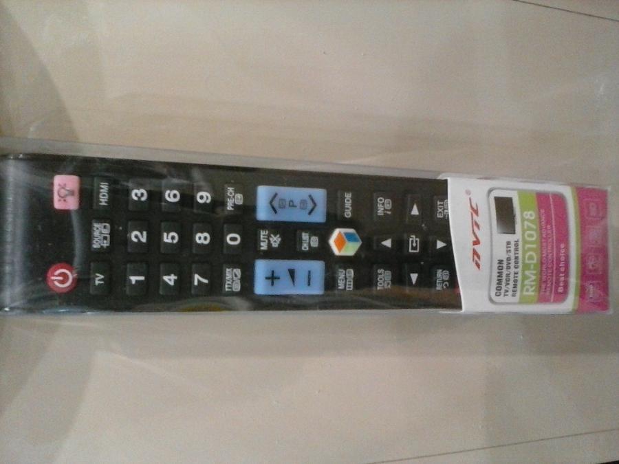 Τηλεκοντρολ για τηλεοραση τυπου SAMSUNG Παγκρατι