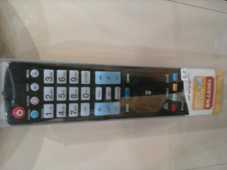 Τηλεκοντρολ για τηλεοραση τυπου LG Παγκρατι