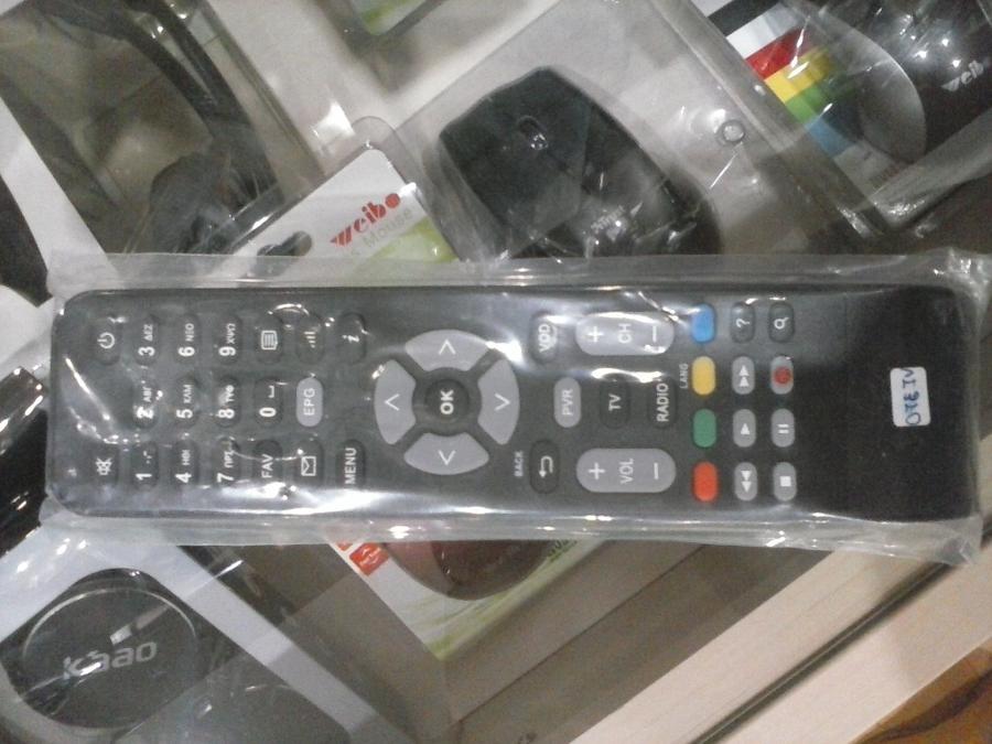 Τηλεκοντρολ τυπου OTE TV Παγκρατι