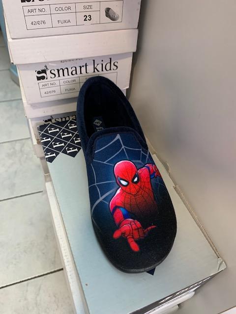 Παιδικές παντόφλες spiderman Κορυδαλλός