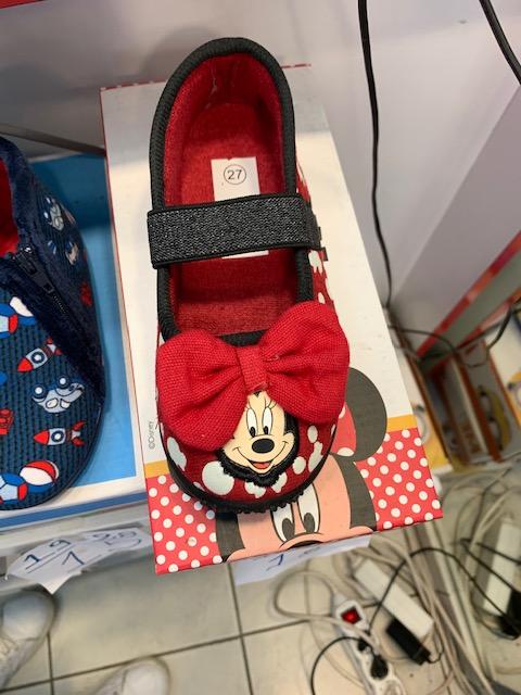 Παιδικές παντόφλες Minnie Κορυδαλλός