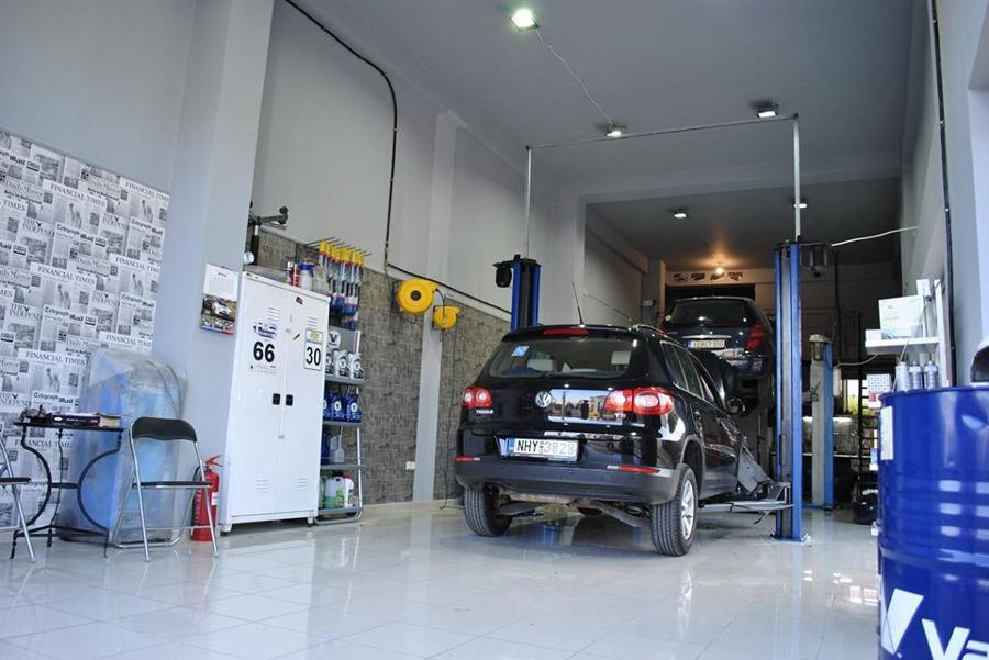 Συνεργείο αυτοκινήτων Χαλάνδρι