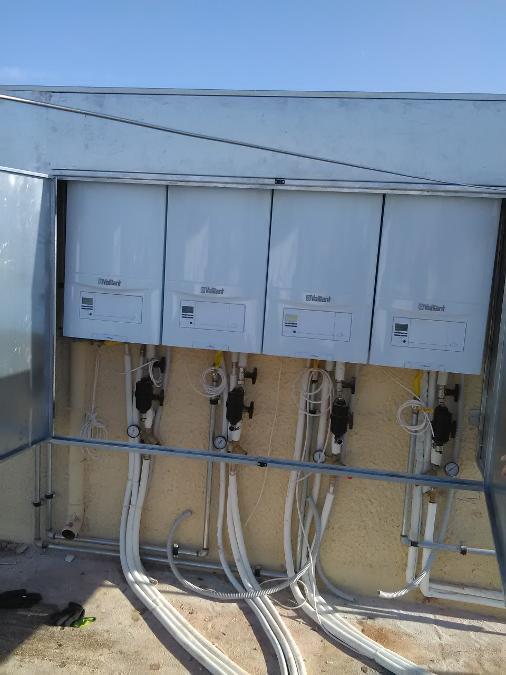 Ντουλάπες μεταλλικές για λέβητες αερίου Αττική, Βόρεια Προάστια