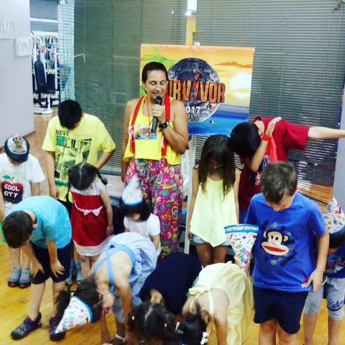θεατρικό παιχνίδι Κορωπί, Μουσικοκινητική αγωγή Ανατολικά Προάστια