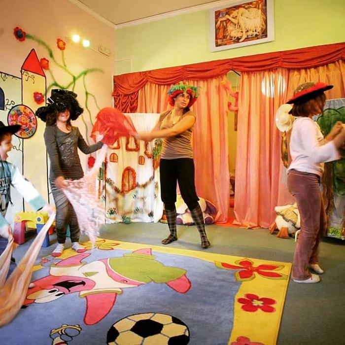 Κέντρο μελέτης Κορωπί, Δημιουργική απασχόληση για παιδιά Κορωπί