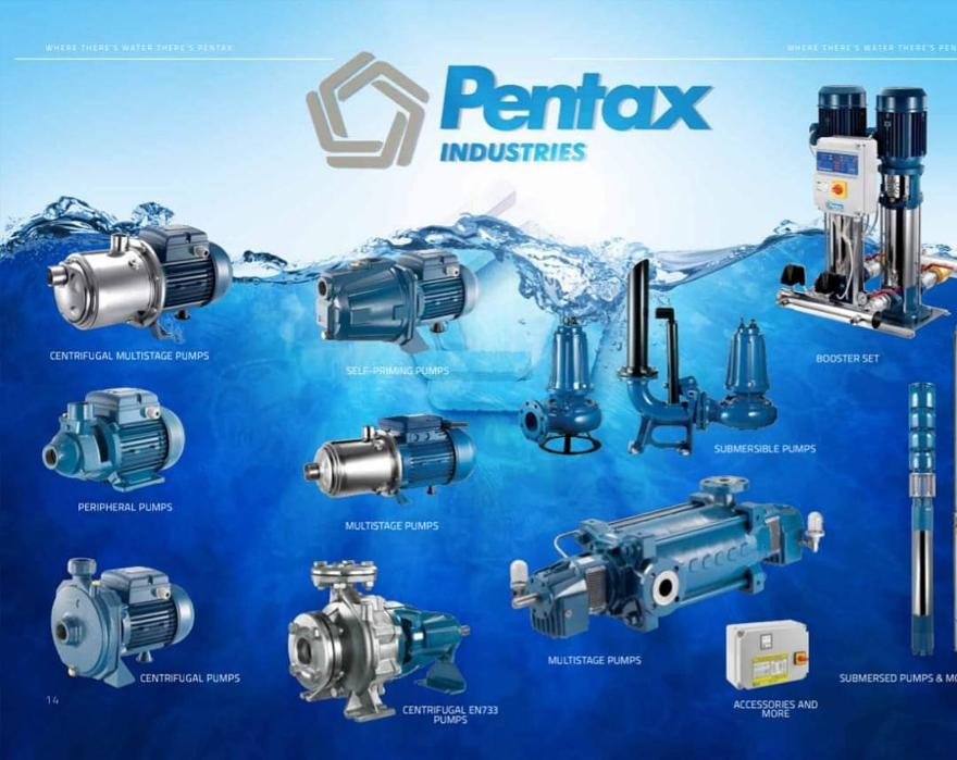 Pentax Water Pumps