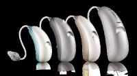 Ακουστικά βαρηκοΐας Unitron (μεγάφωνο μέσα στο κανάλι RIC)